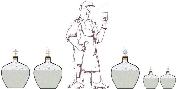 Nasze pierwsze wino: Druga ocena wina