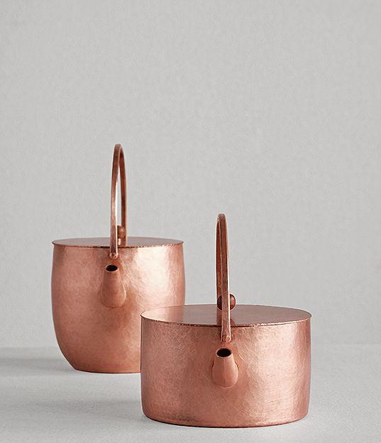 Yumi Nakamura Copper Kettle