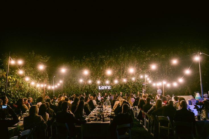 Wedding Reception. Photo: Lad & Lass