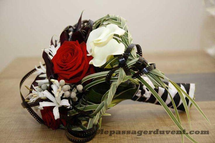 bouquet de mari e cin ma bouquets de mari e pinterest. Black Bedroom Furniture Sets. Home Design Ideas