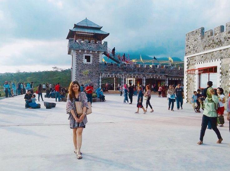 The Lost Word Castle, Destinasi Wisata TerHits Di Jogja Yang Sangat Unik
