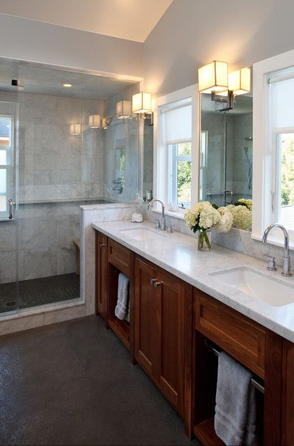 fabulous narrow bathroom sinks designs | 82 best images about Home: Bathroom Long Narrow on ...