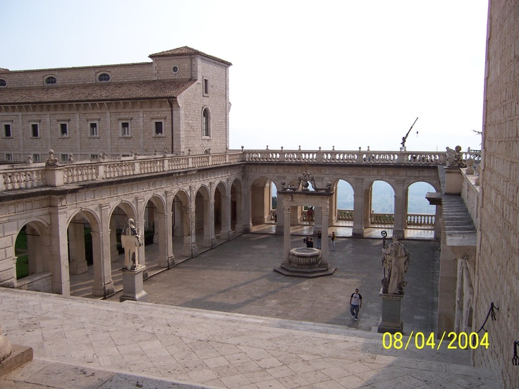 Monte Casino, Italy
