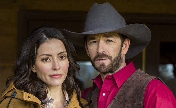 Where Was Love In Paradise Hallmark Movie Filmed Is Montana Ranch Real In 2021 Film Movie Luke Perry Love And Hip