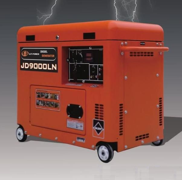 Check out this product on Alibaba.com App:silent Diesel generator 5kw genset/ 5000w Portable Diesel Generator https://m.alibaba.com/VBVFn2
