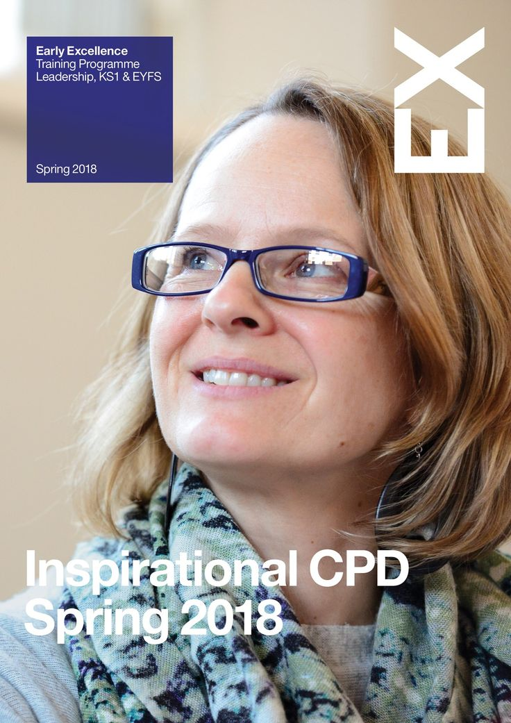 New Spring CPD for 2018 has now been launched. Visit earlyexcellence/cpd-courses to view & book.