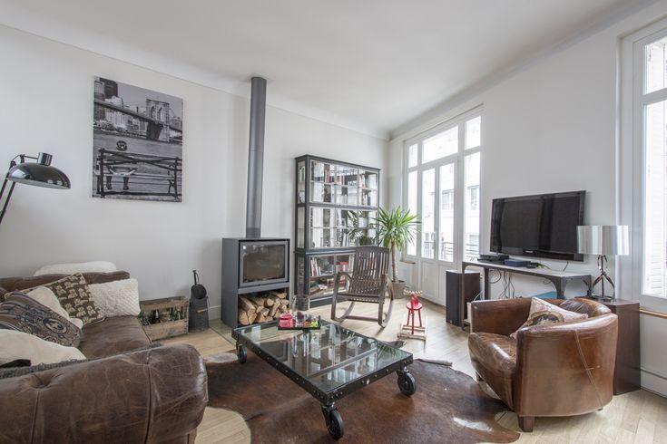 25 best ideas about toit de t le sur pinterest belv d re balan oires et c - Espace atypique paris ...