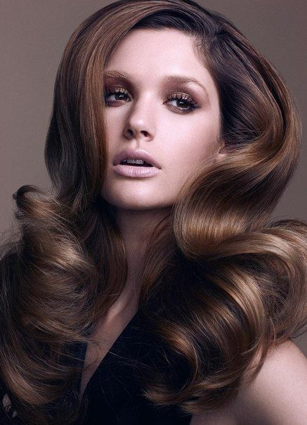 Pin By Yulia Sam On Hair Idea Hair Styles Voluminous