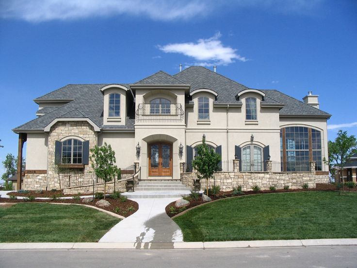 French Country House Plans  Unique Four Bedroom 245 best Home with Great Curb Appeal images on Pinterest