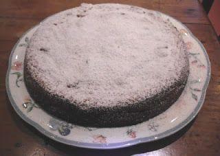 Anna Maria's Delizie: Torta di castagne
