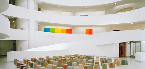 One of my favorite art museums, the Guggenheim Museum in NYC. Love both the exhibits and the Frank Lloyd Wright-designed building that's a work of art in itself!: Art Museum, Wright Design Building