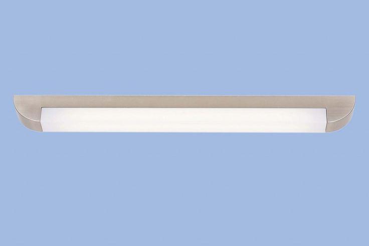 ML022 BrightStar Lighting Bathroom Light. Satin Chrome With Perspex Cover