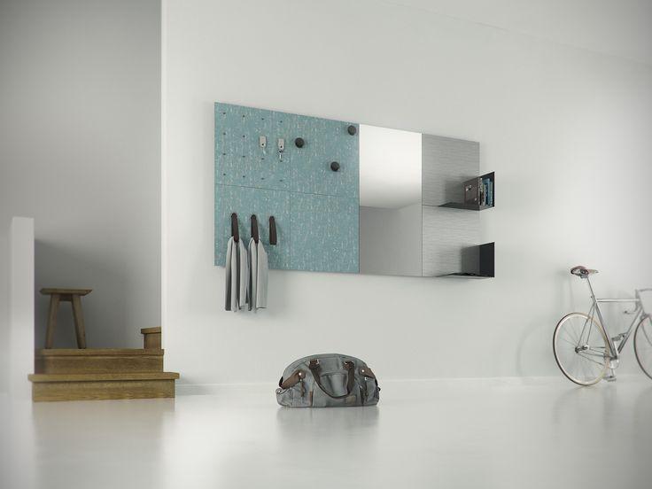 Dock four | NEW | Design #Walls #design #interior #Modern