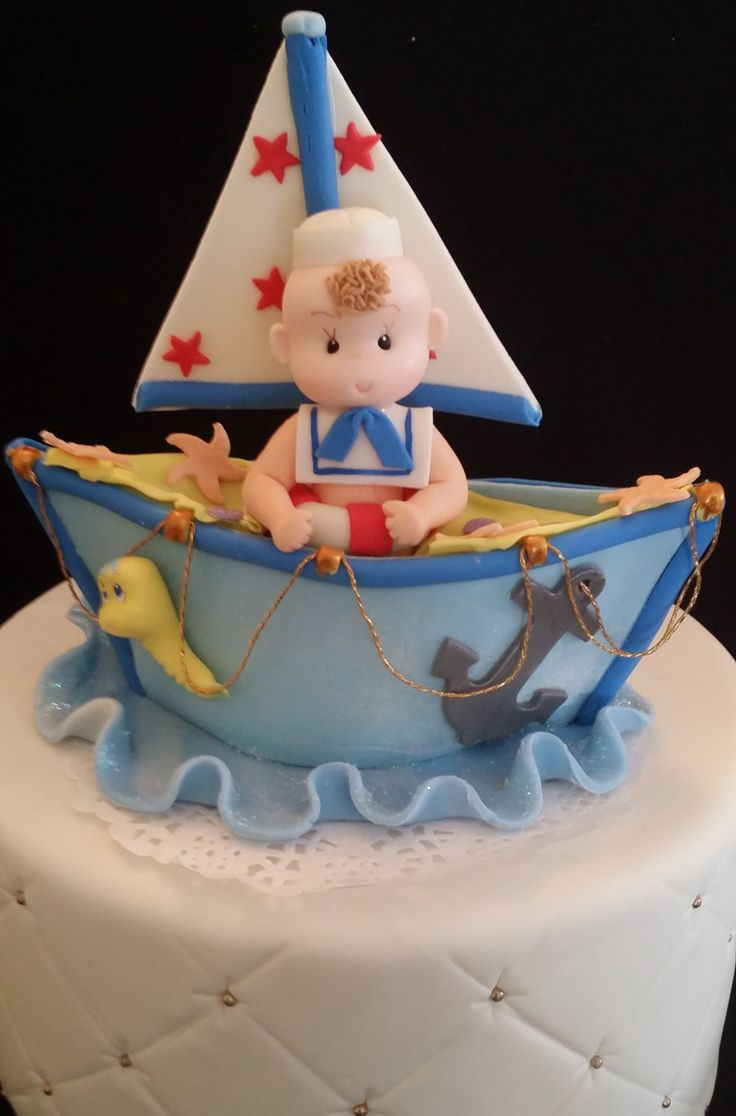 Cake Decoration For Boy Birthday : Best 25+ Nautical birthday cakes ideas on Pinterest ...