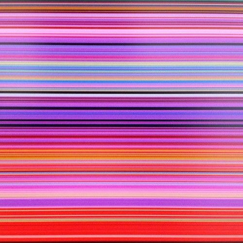mrcainessuits:  Gerhard Richter Strip Paintings 2012 - Marian Goodman Gallery (Taken with Instagram)