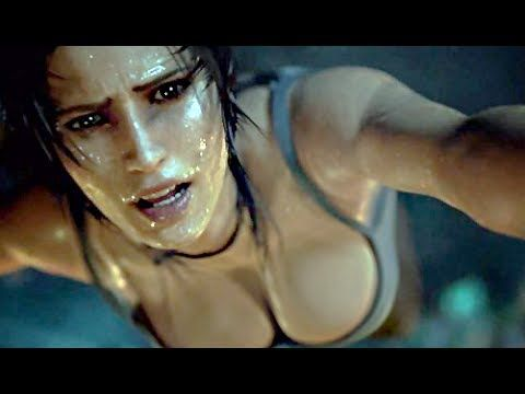 Spoiler Alert. Tomb Raider complete. All of the cut scenes.