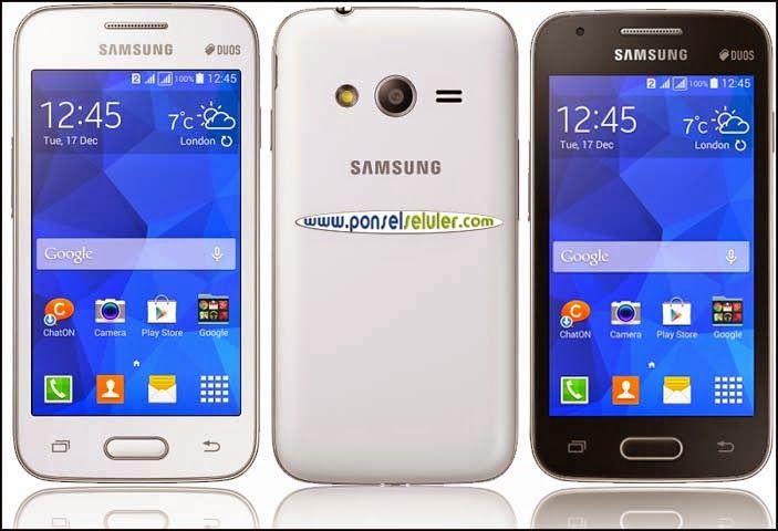 Spesifikasi dan Review Samsung Galaxy V