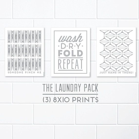 Hey, I found this really awesome Etsy listing at https://www.etsy.com/listing/223914254/laundry-prints-laundry-room-signs