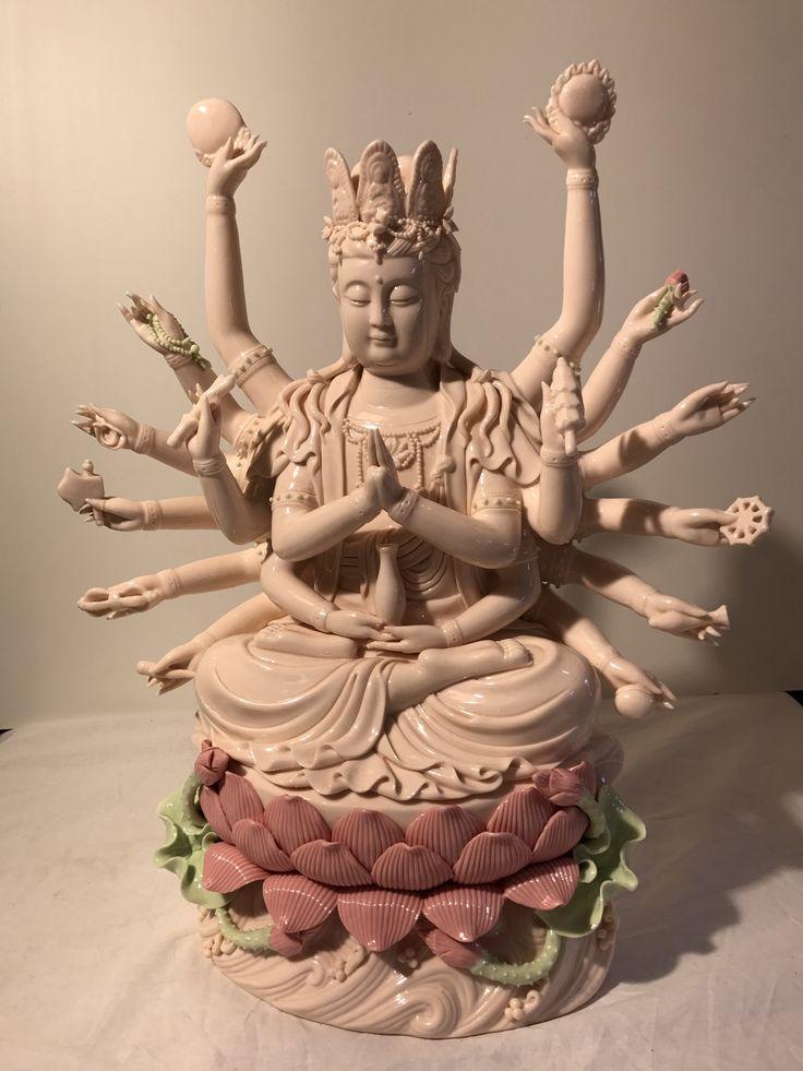 Guanyin Chinese Buddha