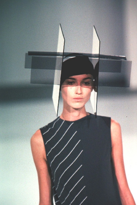 Hussein Chalayan S/S 1999