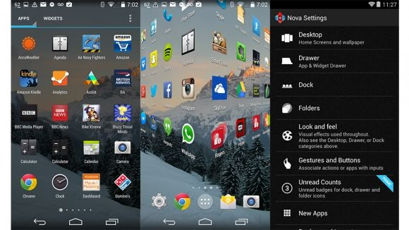 10 best Android launchers: amazing ways to supercharge your phone.