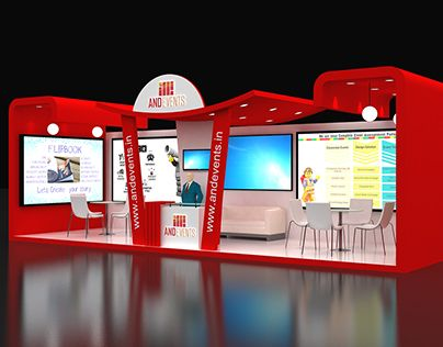 """Check out new work on my @Behance portfolio: """"Exhibition Stall"""" http://be.net/gallery/60206641/Exhibition-Stall"""