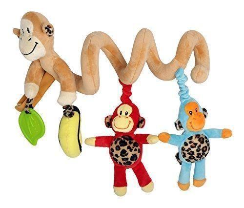 Oferta: 12.99€ Dto: -55%. Comprar Ofertas de HLC Juguetes Colgantes Espiral de Animales para Cuna Cochecito Carrito,diseño de mono barato. ¡Mira las ofertas!
