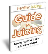 You're Almost Done - Check Your Email Inbox! - Healthy Juicing