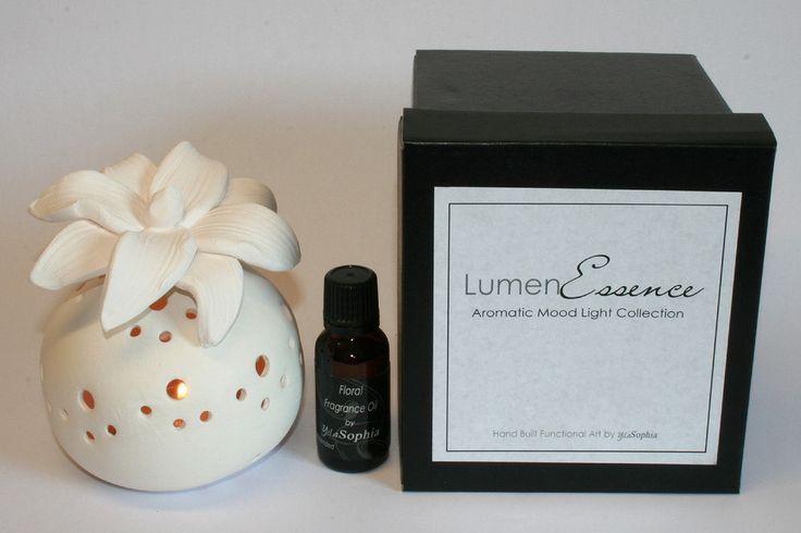 LumenEssence Watergras White