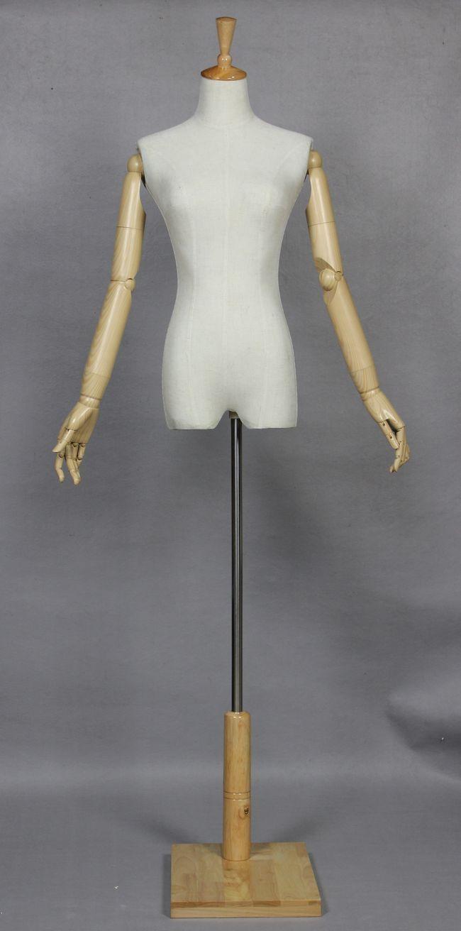 Kleding mannequins modelvliegtuigen tweeën lengte vrouwelijke modellen massief houten basis in van op Aliexpress.com