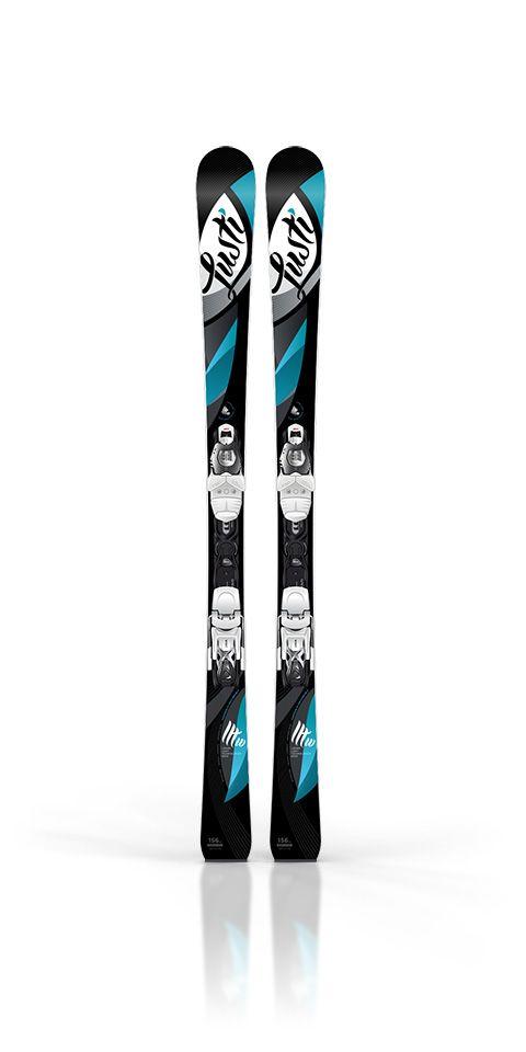 lusti lltw ski design
