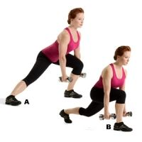 20-Minute Workout for Women: Butt Fitness & Exercises--Burn 500 calories & Shed Pounds | Women's Health Magazine
