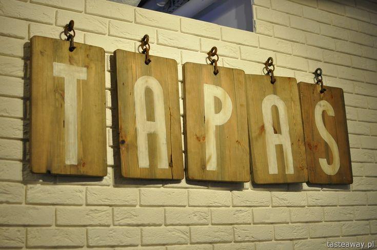 Idealnie po hiszpańsku: Tapas Gastrobar