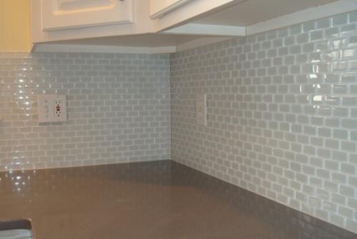 backsplash kitchen backsplash and glass subway tile backsplash