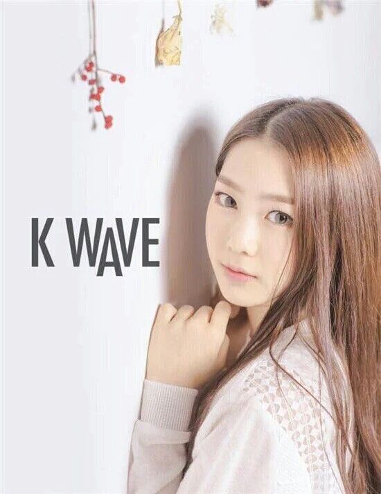 Oh My Girl for K Wave March 2016 issue pictorial #오마이걸 #지호