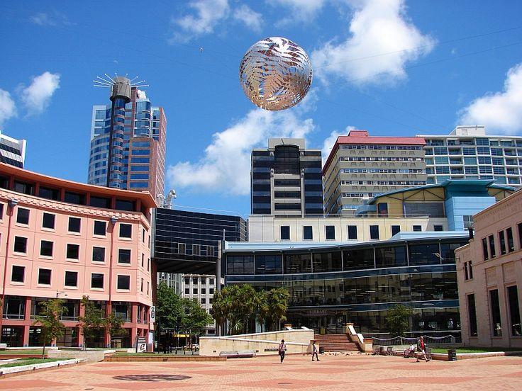 Wellington – nejjižnější hlavní město světa | Petr Daubner | Nový Zéland | dalky.cz