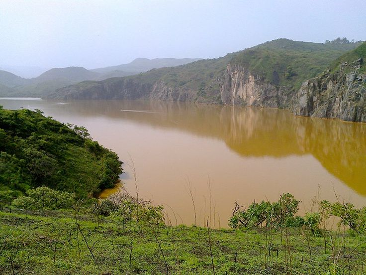 Cameroon's Lake Nyos Gas Burst: 30 Years Later