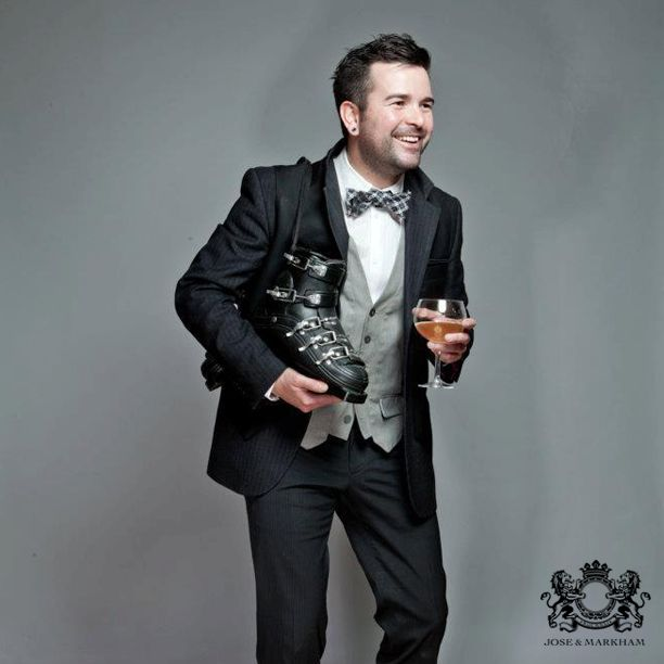 Meet the Founder: David Lewis - Founding partner at Jose & Markham Inc. Devout ski enthusiast. Full blown shoe obsessor.