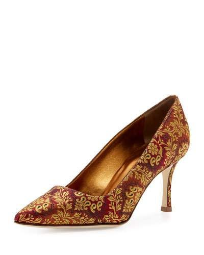 are manolo blahnik shoes made in china