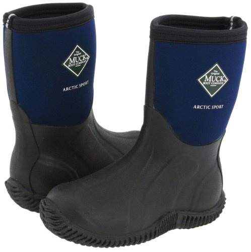 The Original Muck Boot Company Youth Arctic Sport , Navy-6 Youth