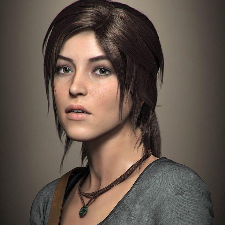 Lara Croft <3