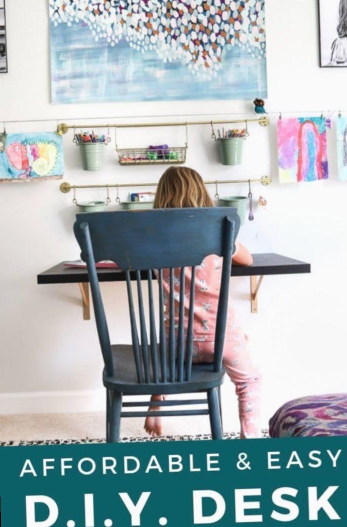 ✔ Diy Kids Desk Easy #nature #cabintinyhousebuilder #minimalist – #cabintinyhousebuilder #De …