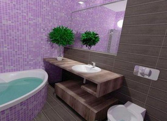 royal purple shade for extravagant interiors