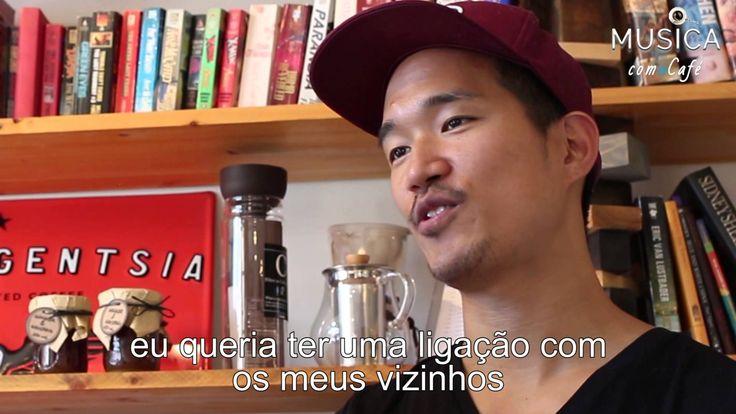 Entrevista no Aperture Coffee Bar - Música com Café