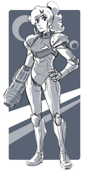 More classic Samus    Long time no post, I've been busy with real life.    Anyway, happy hollidays o