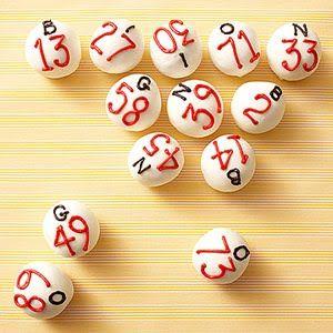 Pin on Football & Superbowl Party Ideas!  |Bingo Party Snacks