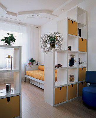 Обустройство однокомнатной квартиры для семьи из трех человек