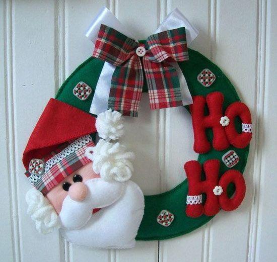 31 lindas guirlandas natalinas diferentes, criativas e originais #diy #natal #guirlanda