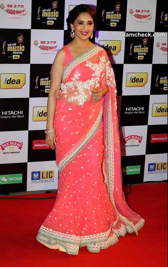 Madhuri Dixit at Mirchi Music Awards 2014