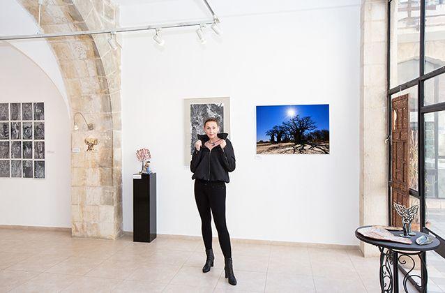 "Exhibition ""Life of a Tree""; Skizza Gallery, Jerusalem House of Quality.   #Sikora #KaśkaPhoto #wystawa #exhibition #KatarzynaSikora #artexhibition #wernisaż #artgallery #KaśkaSikora  #Skizza #Gallery #JerusalemHouseofQuality #Izrael"